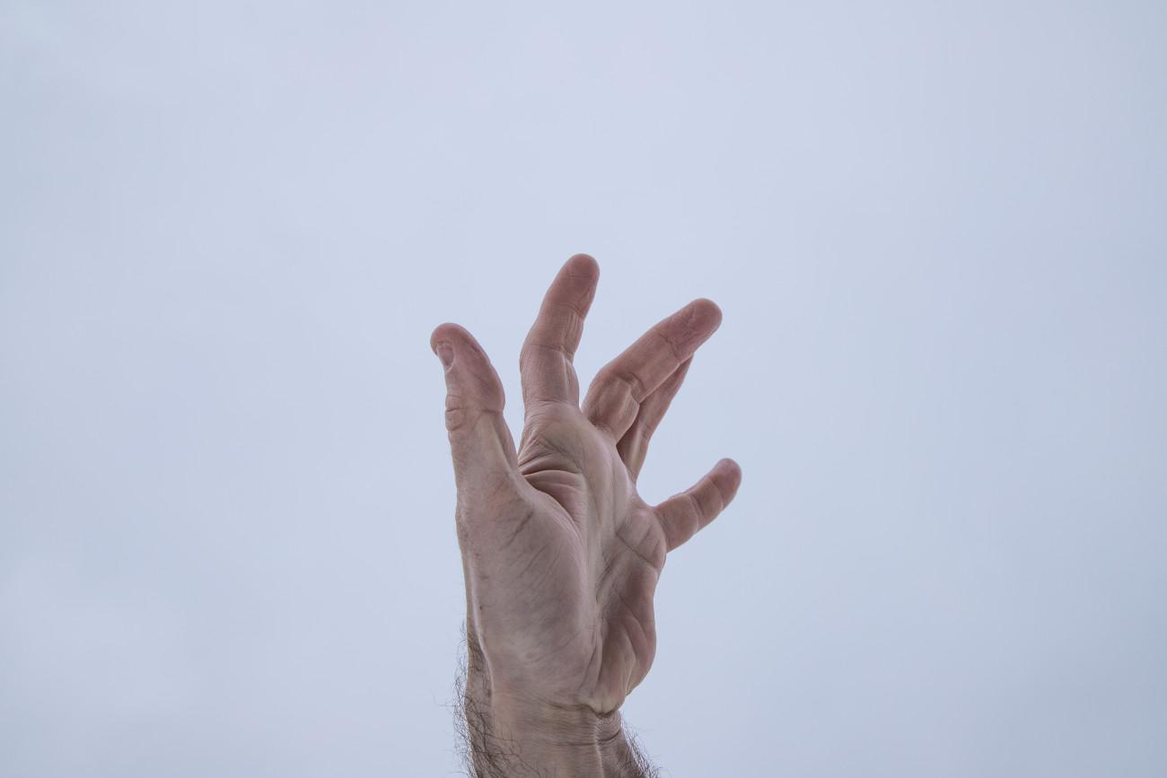 Steve Giasson. Performance invisible n° 207 (Pointer les cieux). D'après Fra Angelico [Fra Giovanni da Fiesole]. Annunciazione [Annonciation]. 1433. D'après Giovanni Gerolamo Savoldo. Annunciazione [Annonciation]. 1530-1535. D'après le Tintoret [Jacopo Robusti]. Annunciazione [Annonciation]. 1583-1587. D'après Lorenzo Lotto. Annunciazione [Annonciation]. 1534-1535. D'après le Tintoret [Jacopo Robusti]. Tentazioni di sant'Antonio [Tentation de saint Antoine]. Vers 1577-1578. D'après Parmigianino [Girolamo Francesco Maria Mazzola]. Visione di san Girolamo [Vision de saint Jérôme]. 1527. D'après Raphaël [Raffaello Sanzio]. Disputa del Sacramento [La Dispute du Saint-Sacrement]. 1509. D'après le Titien [Tiziano Vecellio]. San Rocco [Saint Roch]. 1516. D'après Parmigianino [Girolamo Francesco Maria Mazzola]. Conversione di san Paolo [Conversion de saint Paul]. Vers 1527. D'après le Tintoret [Jacopo Robusti]. Ritrovamento del corpo di san Marco [L'Invention du corps de saint Marc]. 1562-1566. D'après Raphaël [Raffaello Sanzio]. Madonna di Foligno [Madone de Foligno]. 1511-1512. D'après Raphaël [Raffaello Sanzio]. Trasfigurazione [La Transfiguration]. 1518-1520. D'après Rosso Fiorentino. Sposalizio della Vergine [Le Mariage de la Vierge]. 1523. D'après le Titien [Tiziano Vecellio]. Assunta [L'Assomption de la Vierge]. 1516-1518. D'après Luca Signorelli. Annunciazione [Annonciation]. 1491. D'après Léonard de Vinci [Leonardo di ser Piero da Vinci]. San Giovanni Battista [Saint Jean-Baptiste]. 1513-1516. D'après Peter Paul Rubens. Les miracles de saint François-Xavier. 1619-1620. D'après Yvonne Rainer. Hand Film. 1966. D'après Jean-Luc Godard. Le Livre d'image. 2018. Performeur : Steve Giasson. Crédit photographique : Martin Vinette. Retouches photographiques : Daniel Roy. 3 janvier 2021.
